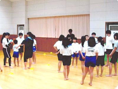 体操クラブ(コスモスポーツクラブ)